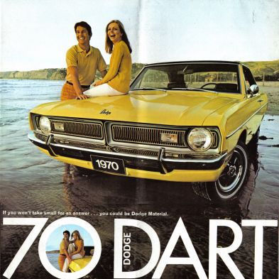 1970 Dart AD
