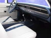 1969 Dodge Dart GTS Interior