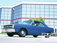 1969 Dodge Dart Swinger 340