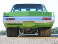 Lime Green Mopar Dart