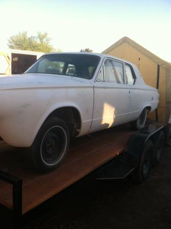 1964 Dodge Dart 2 Door GT For Sale in Apache Junction, AZ