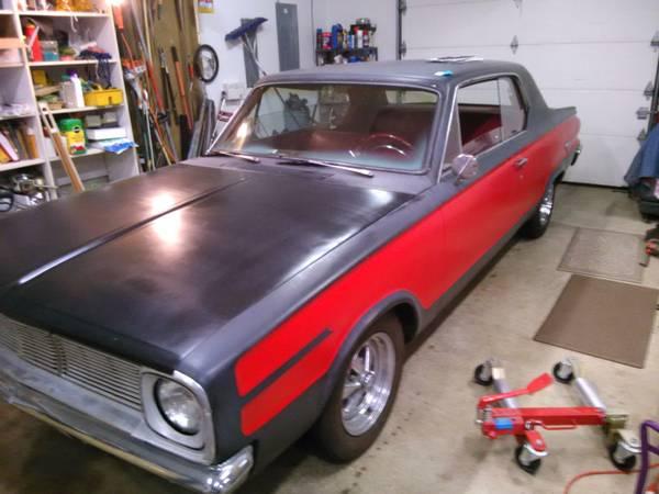 1966 Dodge Dart 2 Door 270 For Sale in Shelton, WA