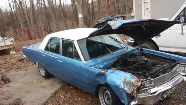 1967 Dodge Dart 4 Door Sedan For Sale in Oakland, TN