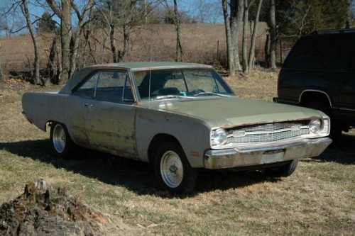 1969 Dodge Dart 2 Door Coupe For Sale in Blacksburg, VA