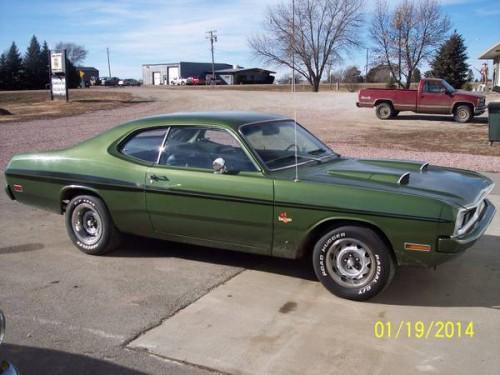 1971 Dodge Dart 2 Door Demon For Sale In Spencer Ne
