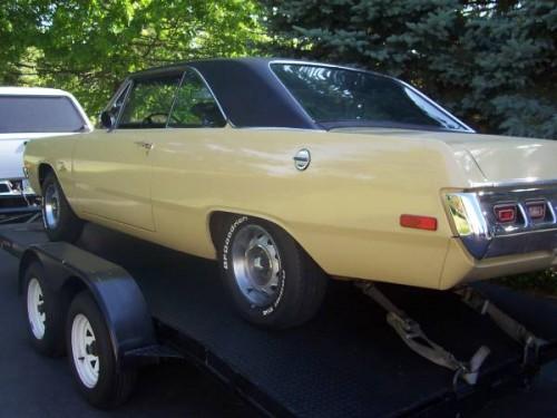 1972 Dodge Dart 2 Door Swinger For Sale in Gray, TN