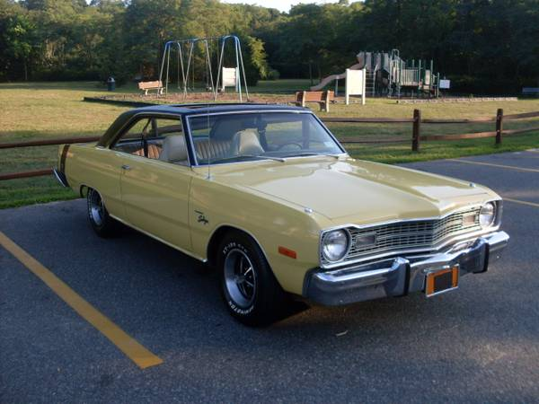 1974 Dodge Dart 2 Door Swinger For Sale In Long Island Ny