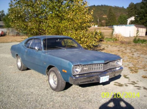 1974 Dodge Dart 2 Door Sport For Sale in Myrtle Creek, OR