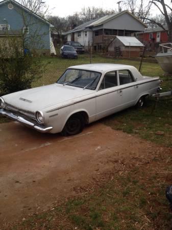 1964 Dodge Dart 4 Door Coupe For Sale in Greenville, NC