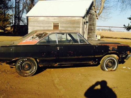 1969 Dodge Dart 2 Door For Sale in Iowa City, IA