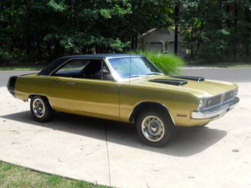 1970 Dodge Dart 2 Door Swinger For Sale in South Jersey, NJ