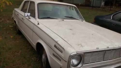 1966 Dodge Dart 4 Door For Sale in Tulsa, OK