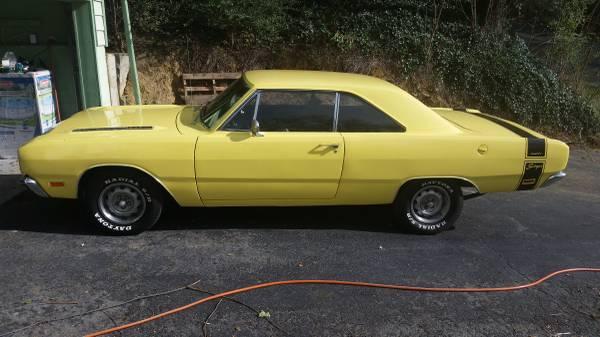1969 Dodge Dart Swinger For Sale in Roanoke, VA